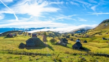 Spring weekend in Transylvania