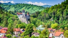 Summer weekend in Transylvania