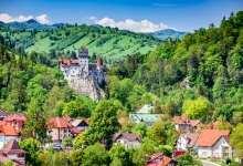 Summer weekend in Transylvania